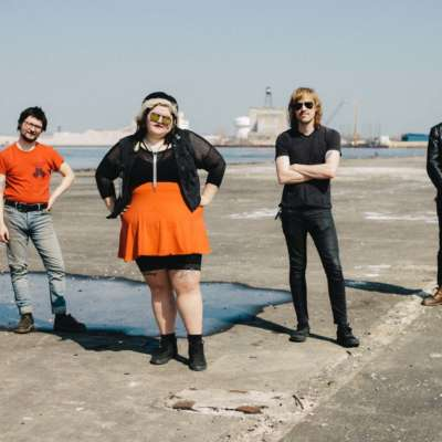 Sheer Mag release new track 'Crushed Velvet'