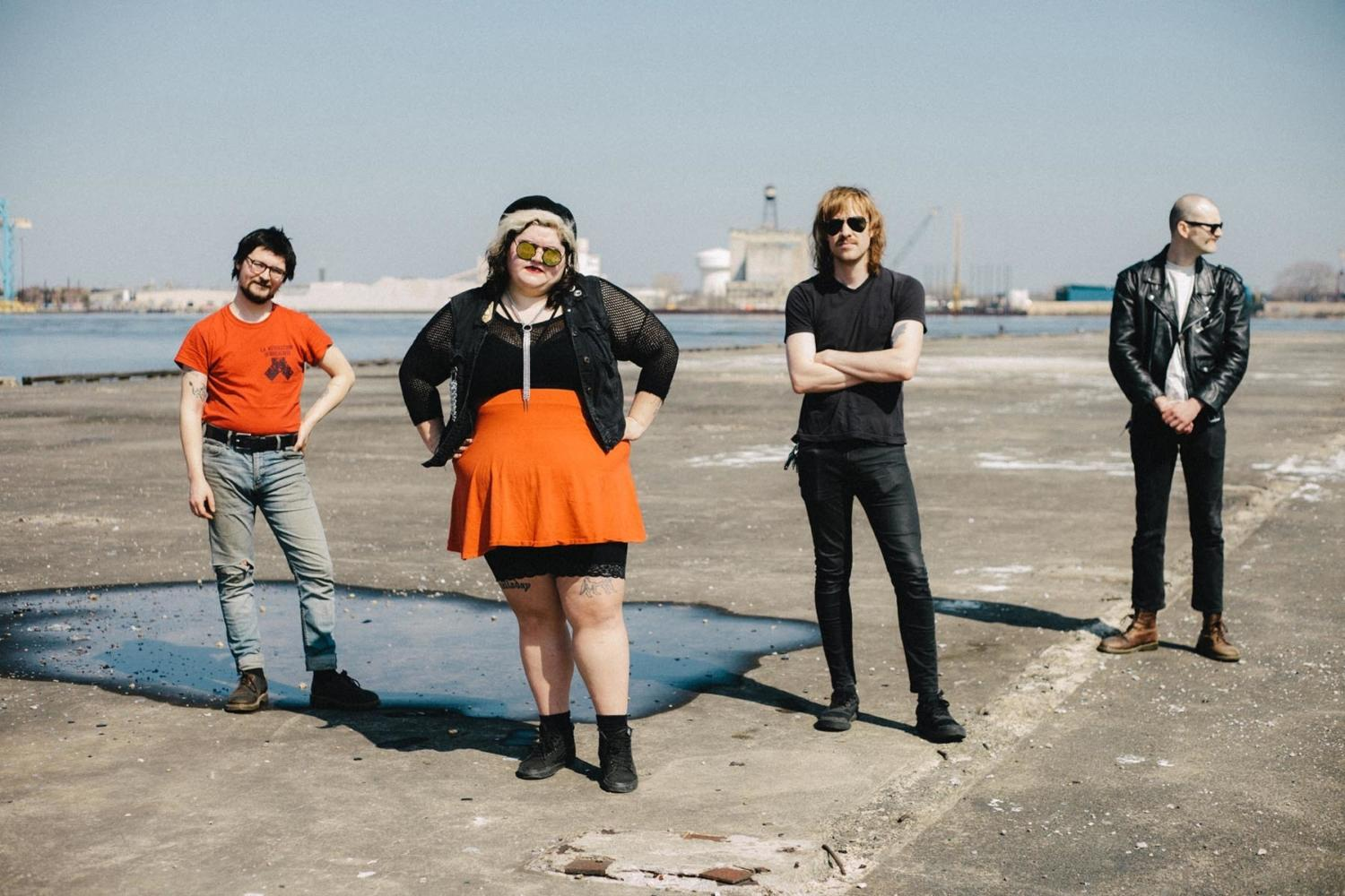 Tracks: Sheer Mag, Metronomy, Biffy Clyro and more