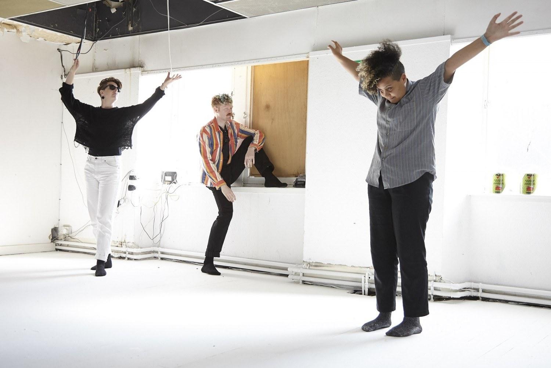 Shopping share new video for 'Suddenly Gone'