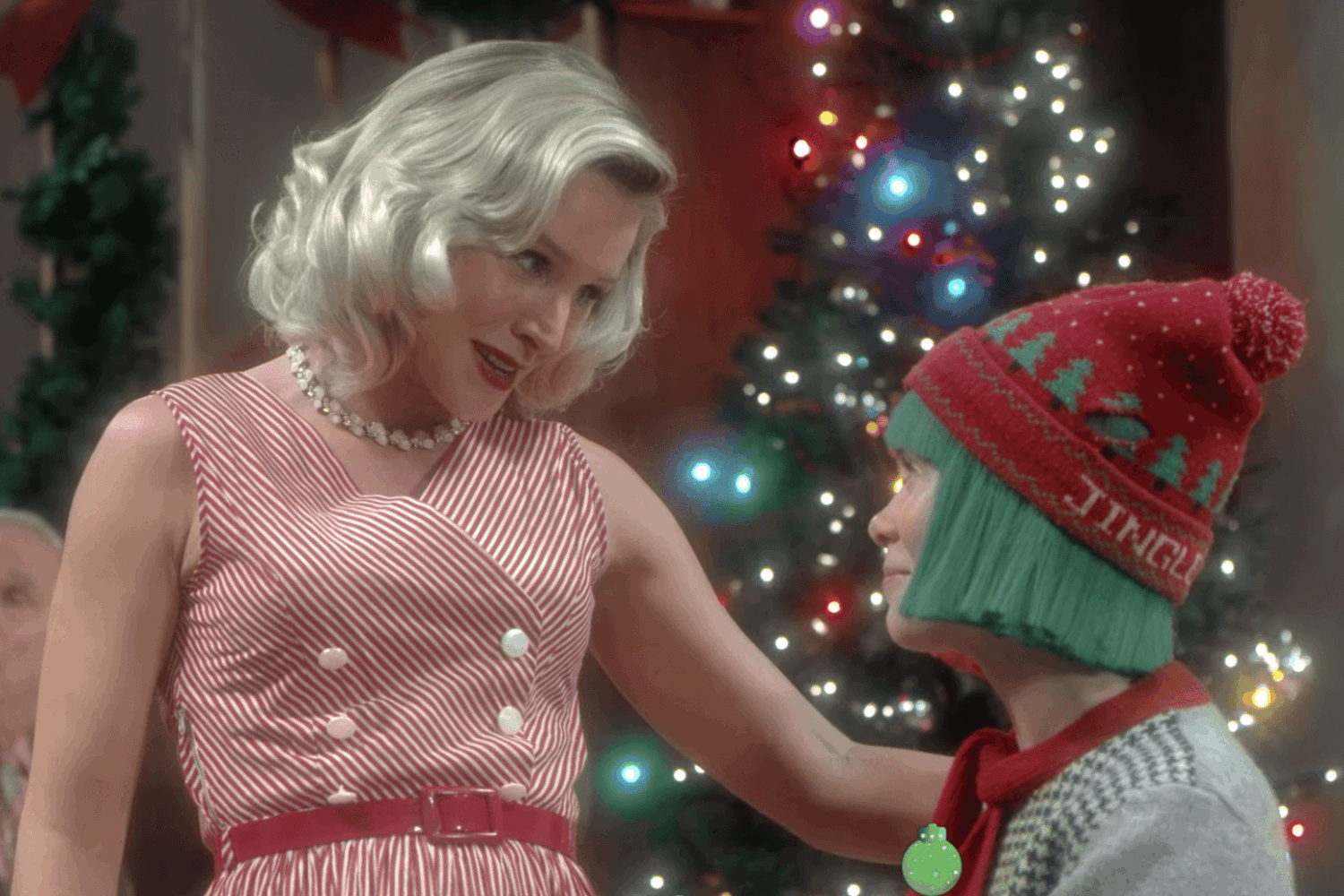 Sia shares video for 'Santa's Coming For Us'