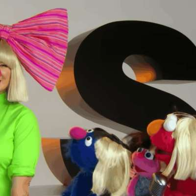 Watch Sia sing 'S Is For Songs' on Sesame Street