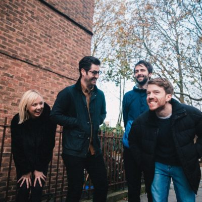Silverbacks share new song 'Up The Nurses'
