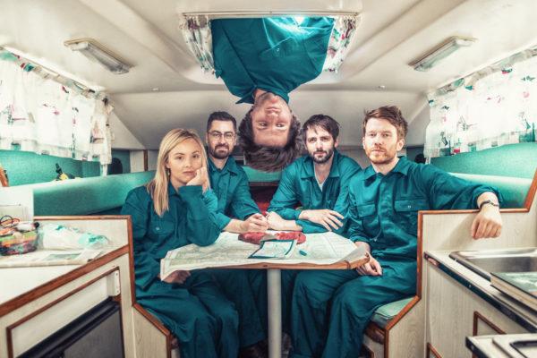 Silverbacks announce new album 'Archive Material'