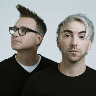 blink-182's Mark Hoppus and All Time Low's Alex Gaskarth unite as Simple Creatures