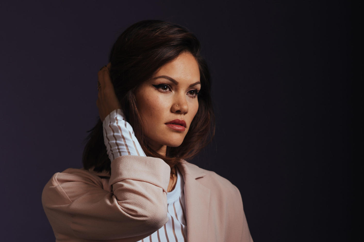 Sinead Harnett airs video for new single, 'She Ain't Me'