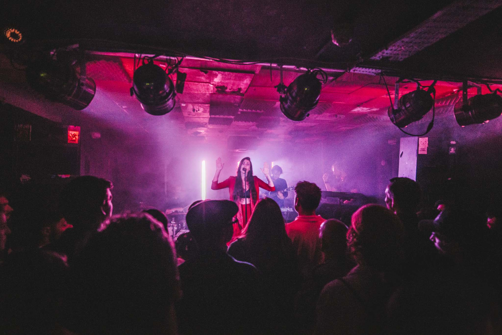 Skott makes hyped London debut at Birthdays