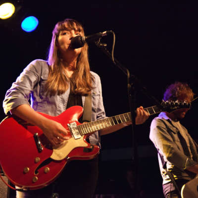 Katie Harkin talks new solo project Harkin, and playing in Sleater-Kinney's live band