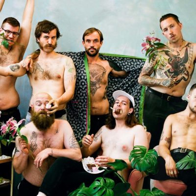 The August issue of DIY, fronted by Slaves and IDLES, is out now!