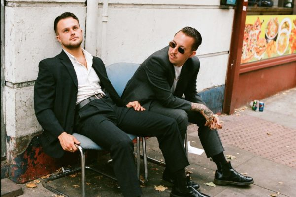 Slaves talk new EP 'The Velvet Ditch', the influence of grime and their continued fight against preconceptions