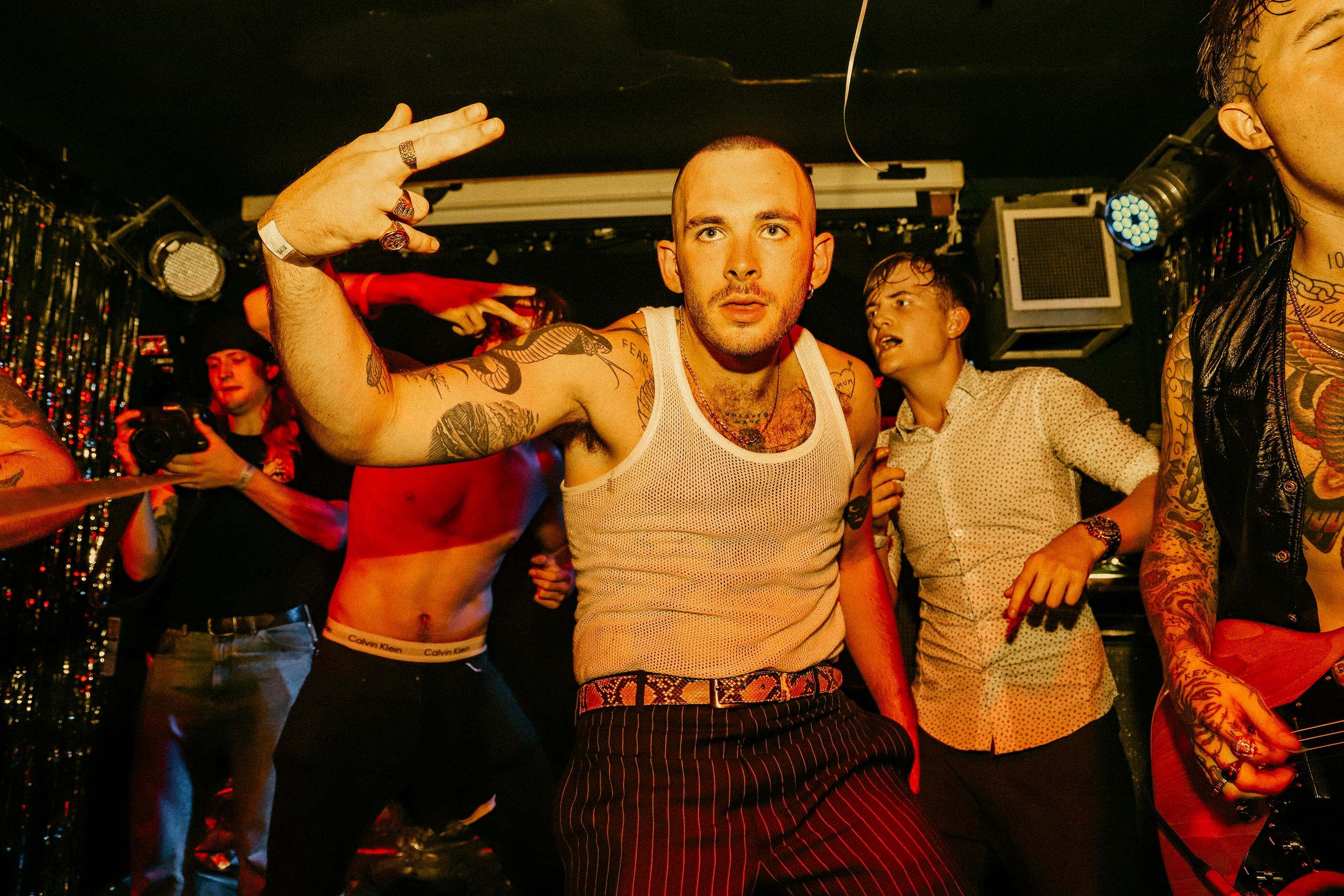 Slaves, The Old Blue Last, London