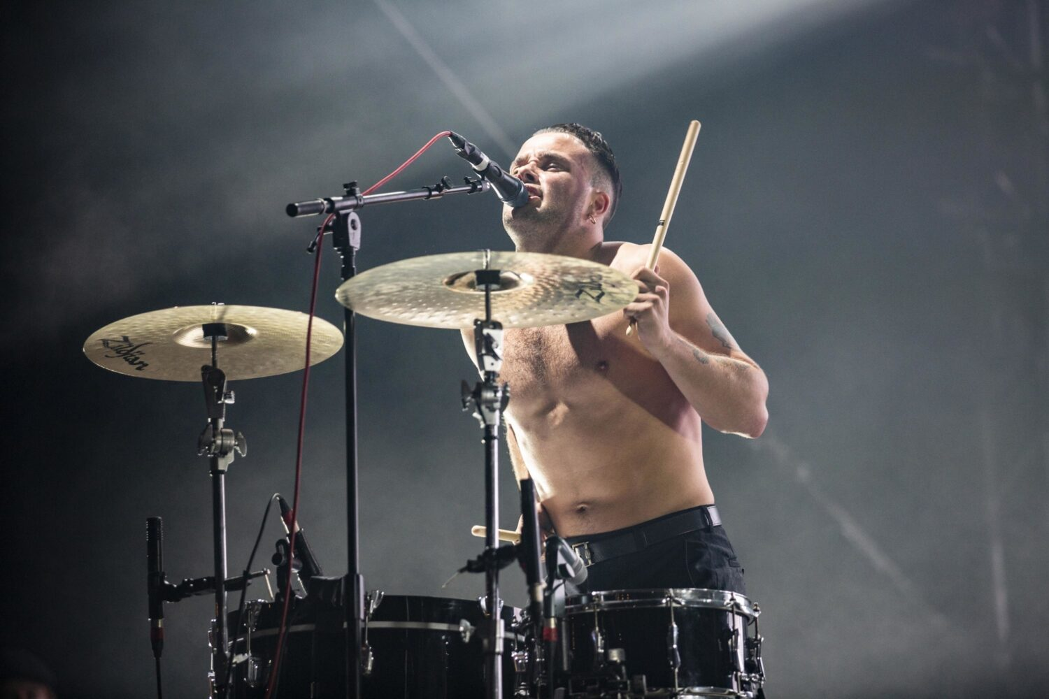 Slaves, Shame, The Vaccines and more battle the rain to send Reading 2018 off with glorious final day