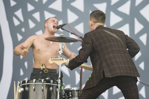 Slaves, Dutch Uncles and IDLES to play Standon Calling