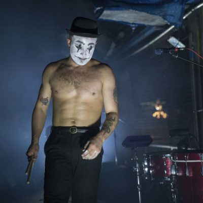 Slaves, Life and Superfood bring the party to Brighton Pier