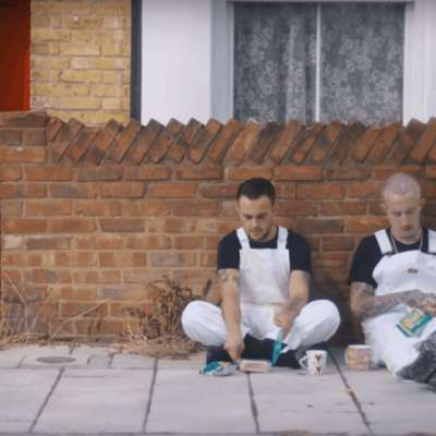 Slaves are painters and decorators in their new 'Magnolia' video