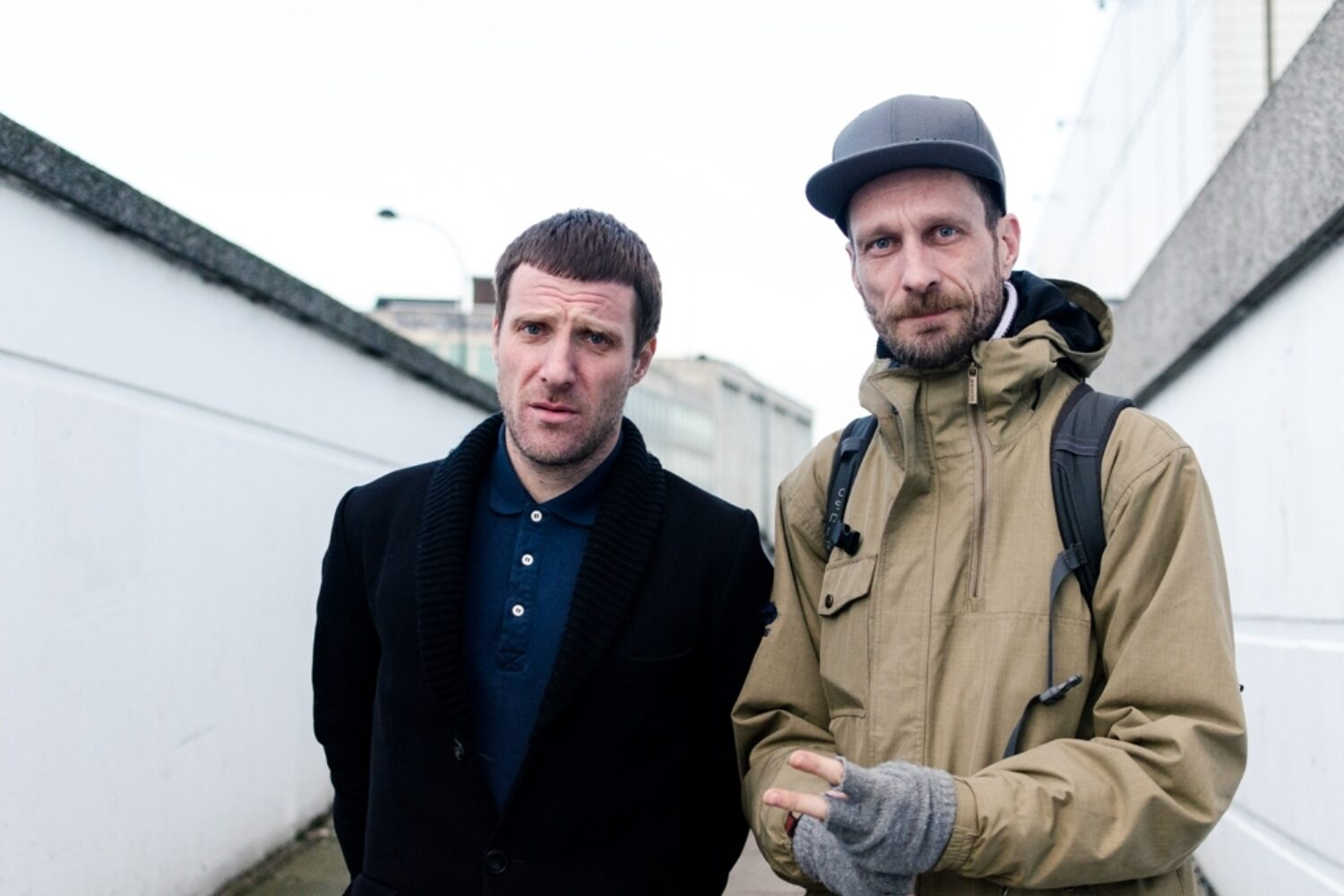 Sleaford Mods announce 'English Tapas' album