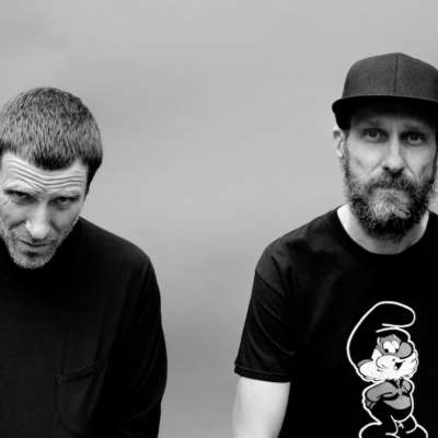 Sleaford Mods link up with Amyl & The Sniffers' Amy Taylor for new single 'Nudge It'