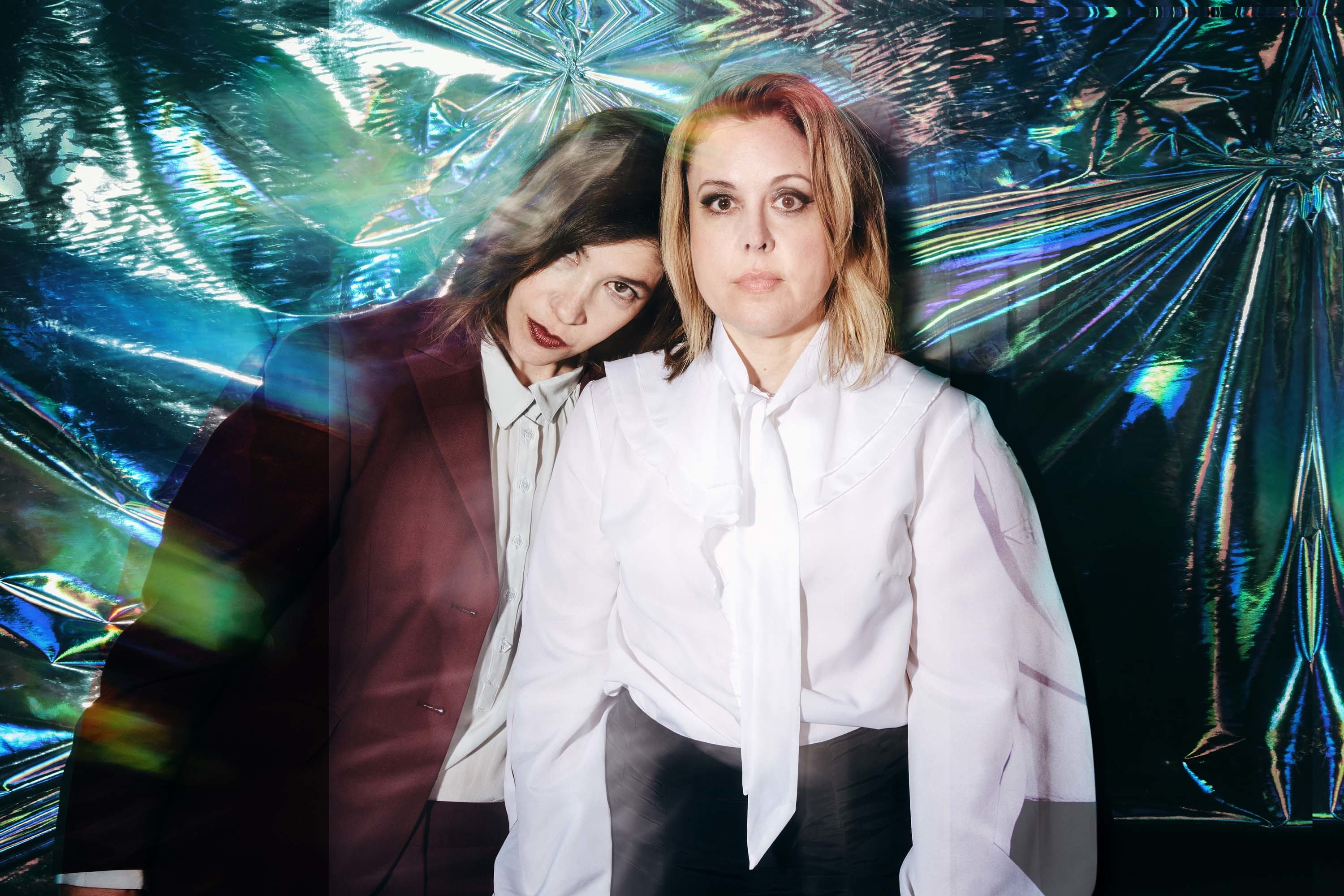 Sleater-Kinney and Wilco announce co-headline tour