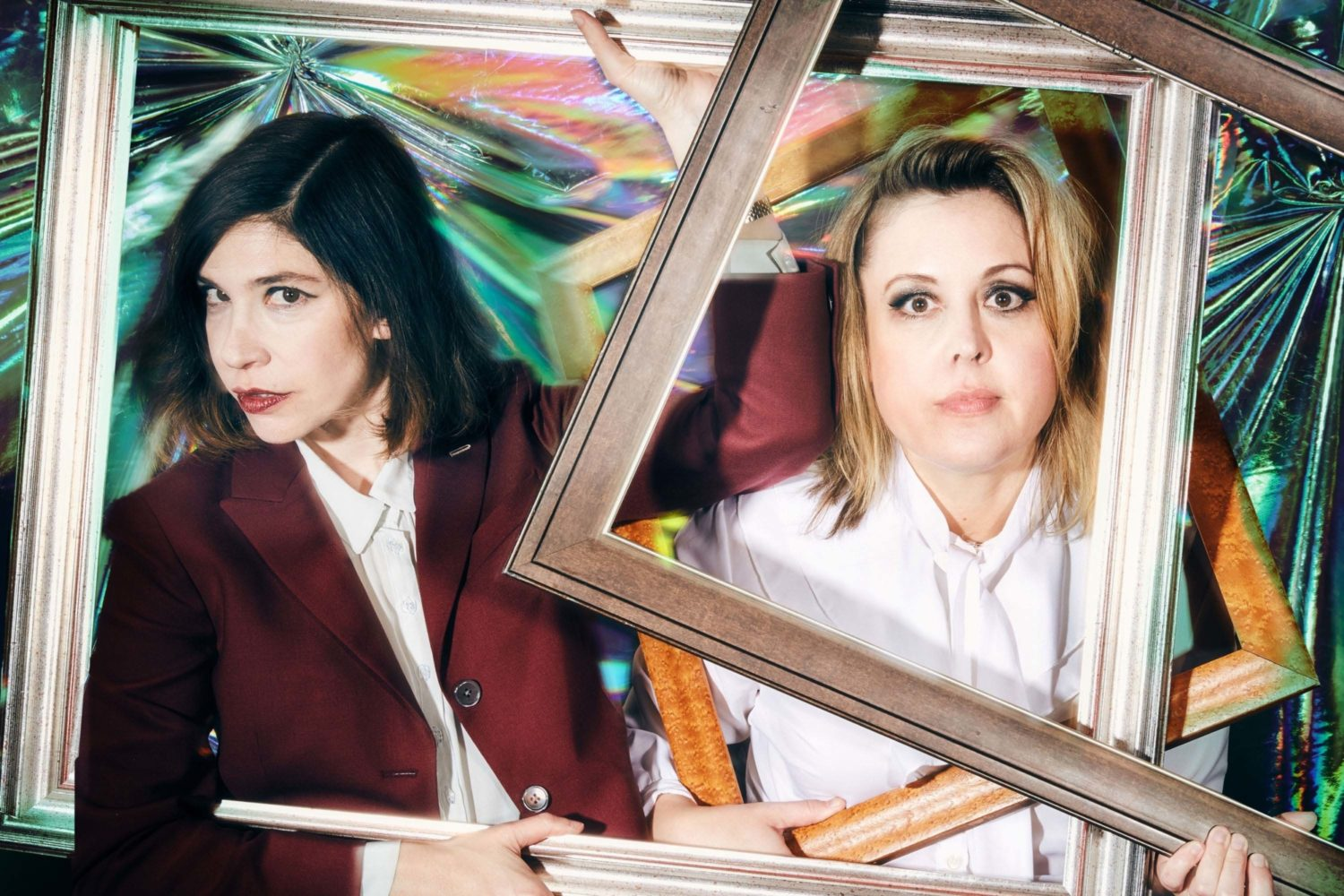 Sleater-Kinney: Things Fall Apart