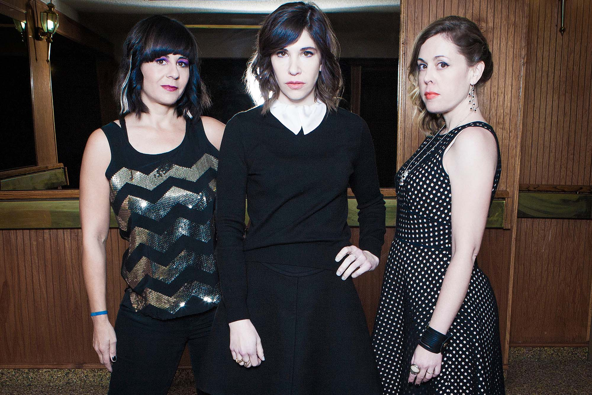 "Sleater-Kinney: ""How can you make something new if you think everything good has already happened?"""