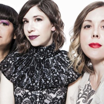 Sleater-Kinney are working on a new album