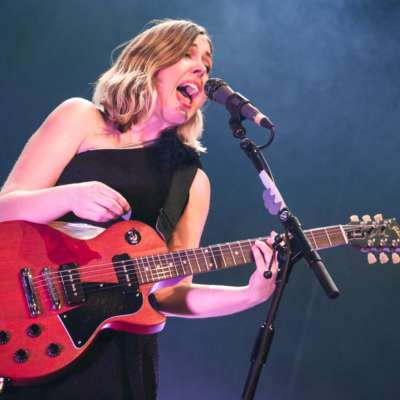 Corin Tucker teases details of new Sleater-Kinney album