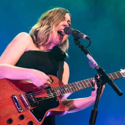 Hear Sleater-Kinney/ R.E.M supergroup Filthy Friends cover Roxy Music