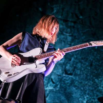 Watch Sleater-Kinney and The National cover Creedence Clearwater Revival
