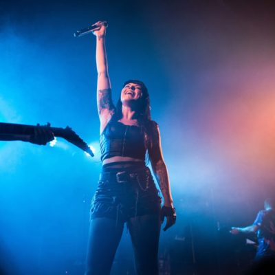 Sleigh Bells, Tufnell Park Dome, London