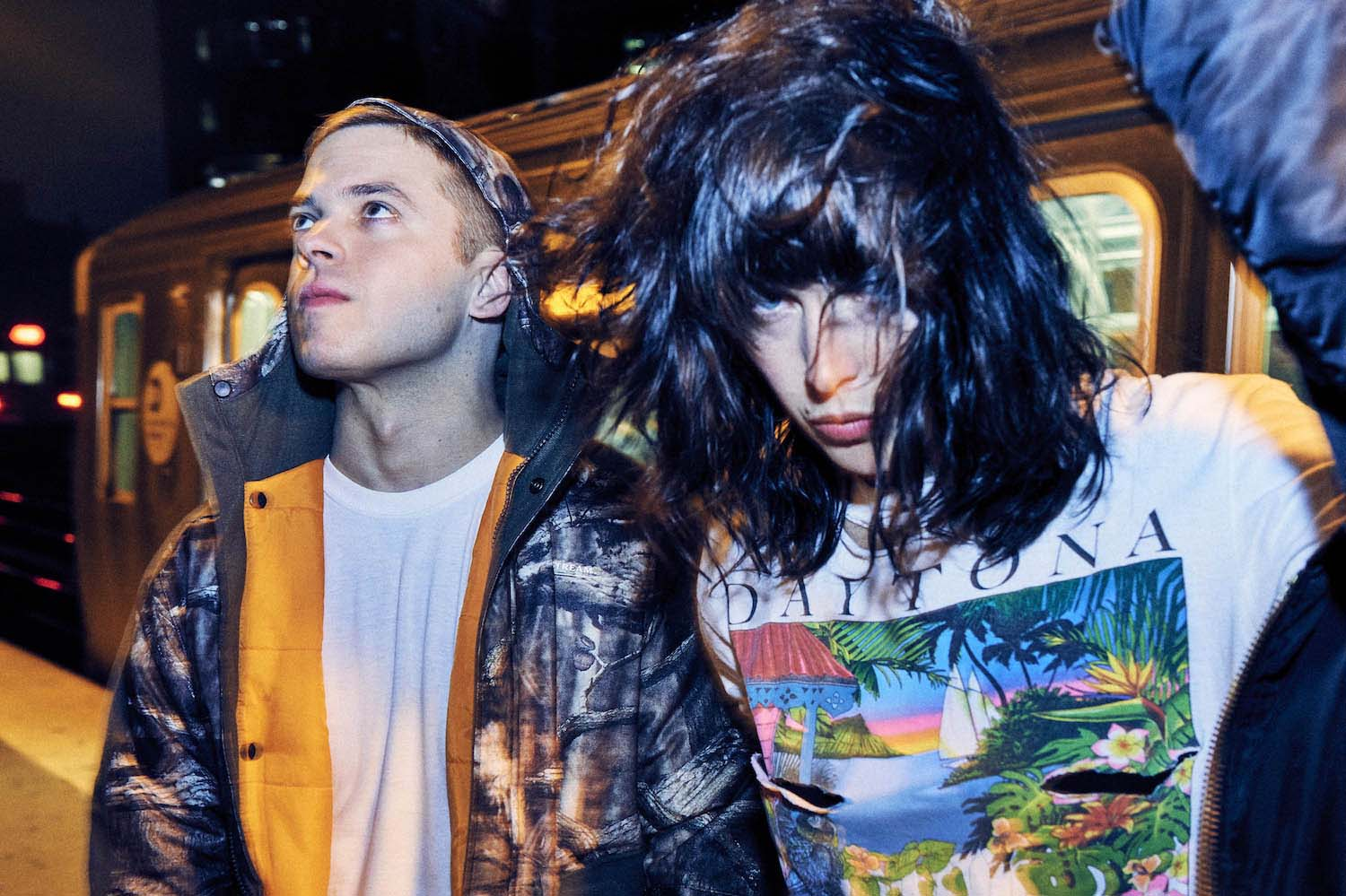 Sleigh Bells share 'And Saints' video