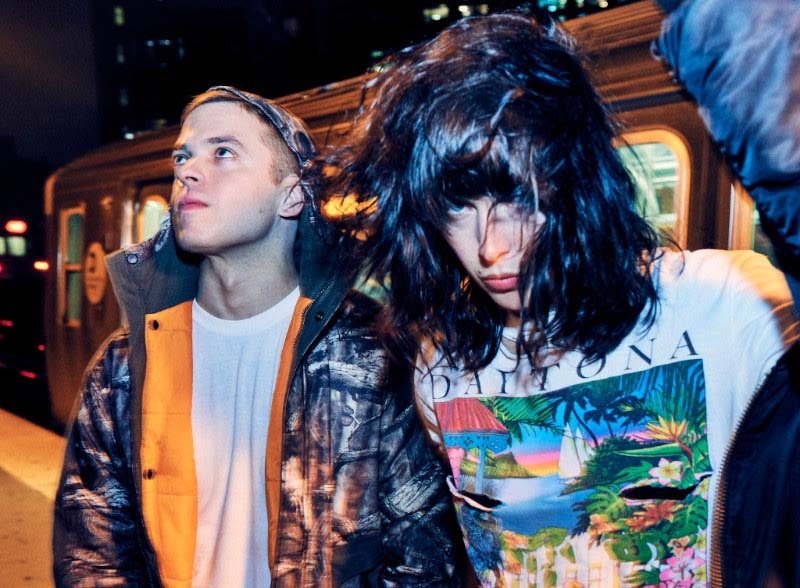Sleigh Bells share a video for 'Favorite Transgressions'