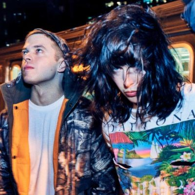 Sleigh Bells share new track 'Rainmaker'