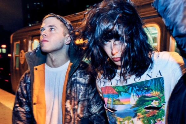 Sleigh Bells share new track 'Rainmaker'