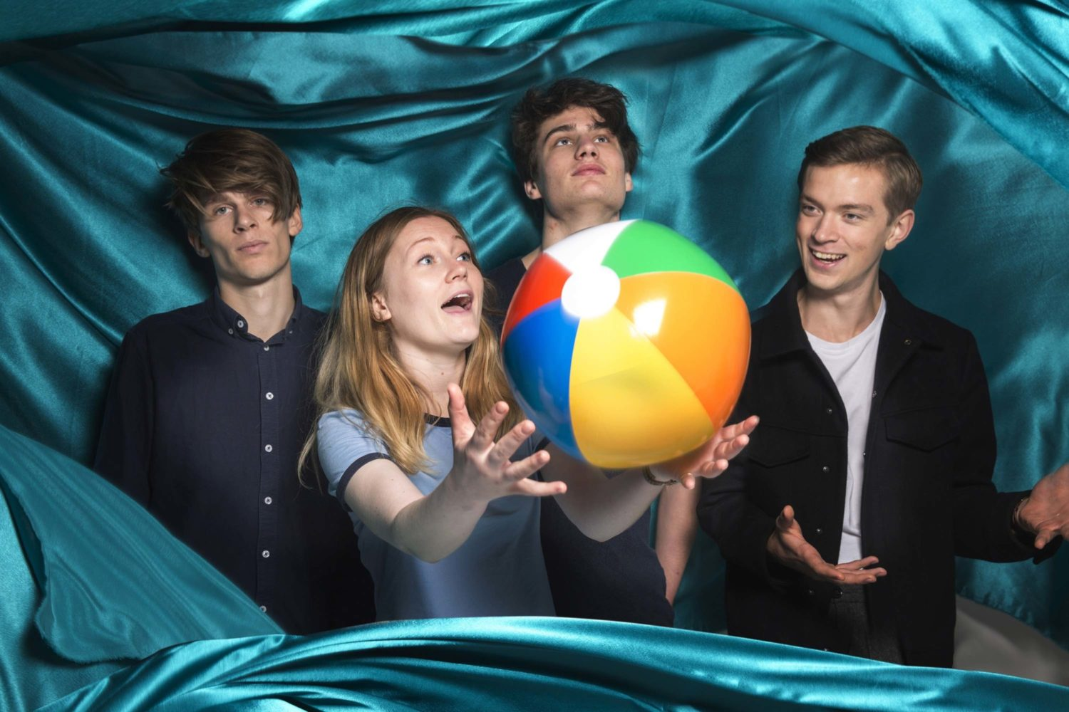 Sløtface tell us all about the first time they discovered Paramore's 'Riot!'