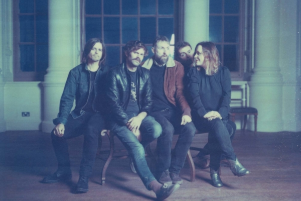 Slowdive announce self-titled new album with 'Sugar For The Pill'