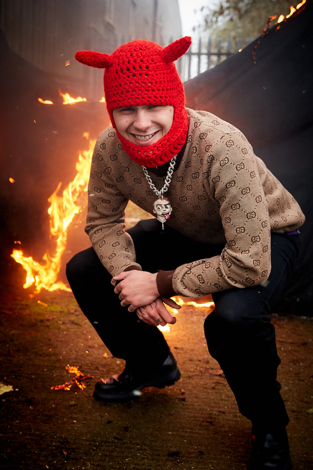 Phoenix from the Flames: slowthai