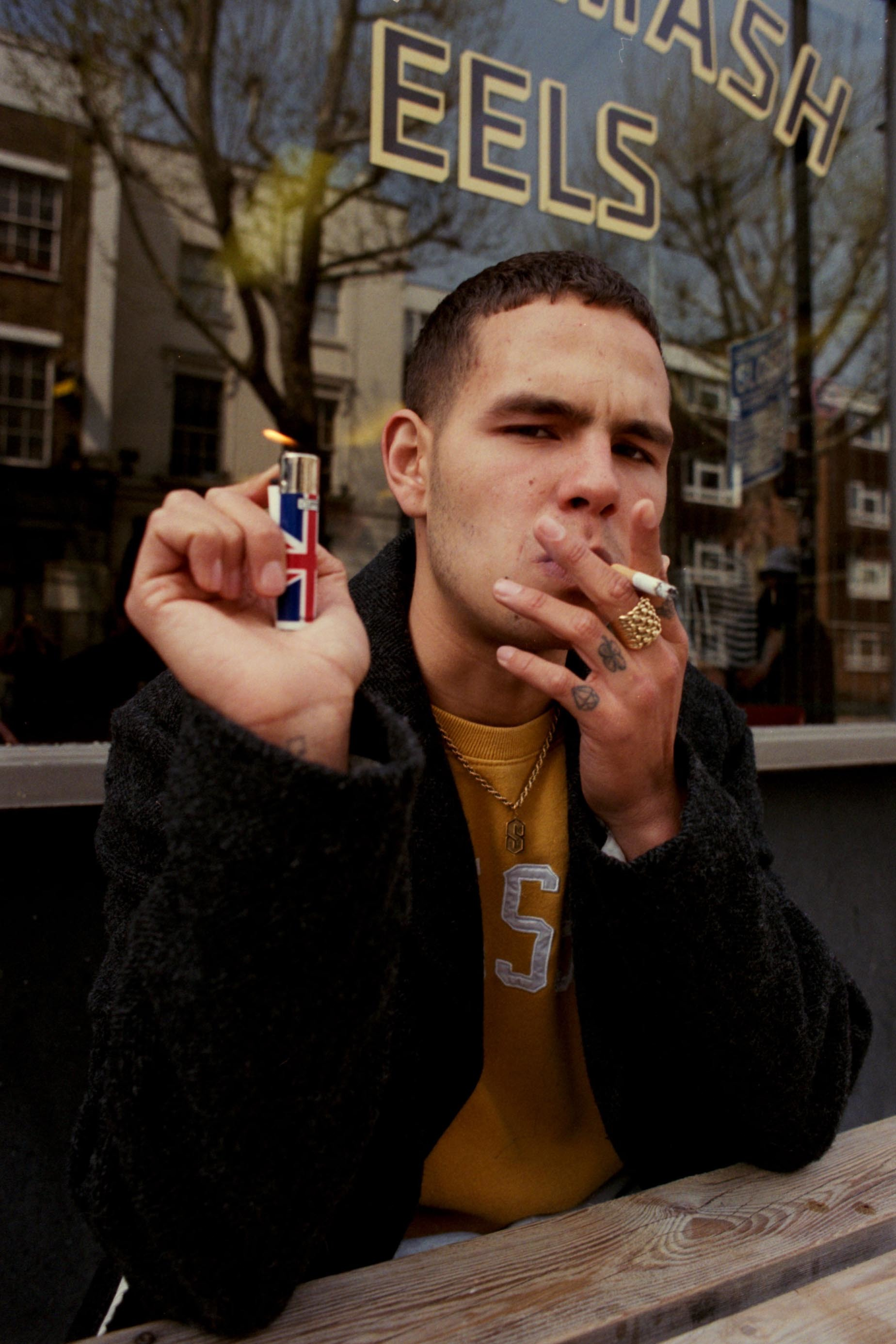 Anarchy In The UK: slowthai