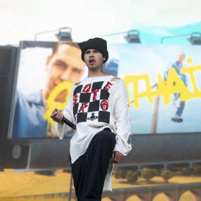 slowthai rules Saturday at Reading, while KennyHoopla marks himself out as a future superstar