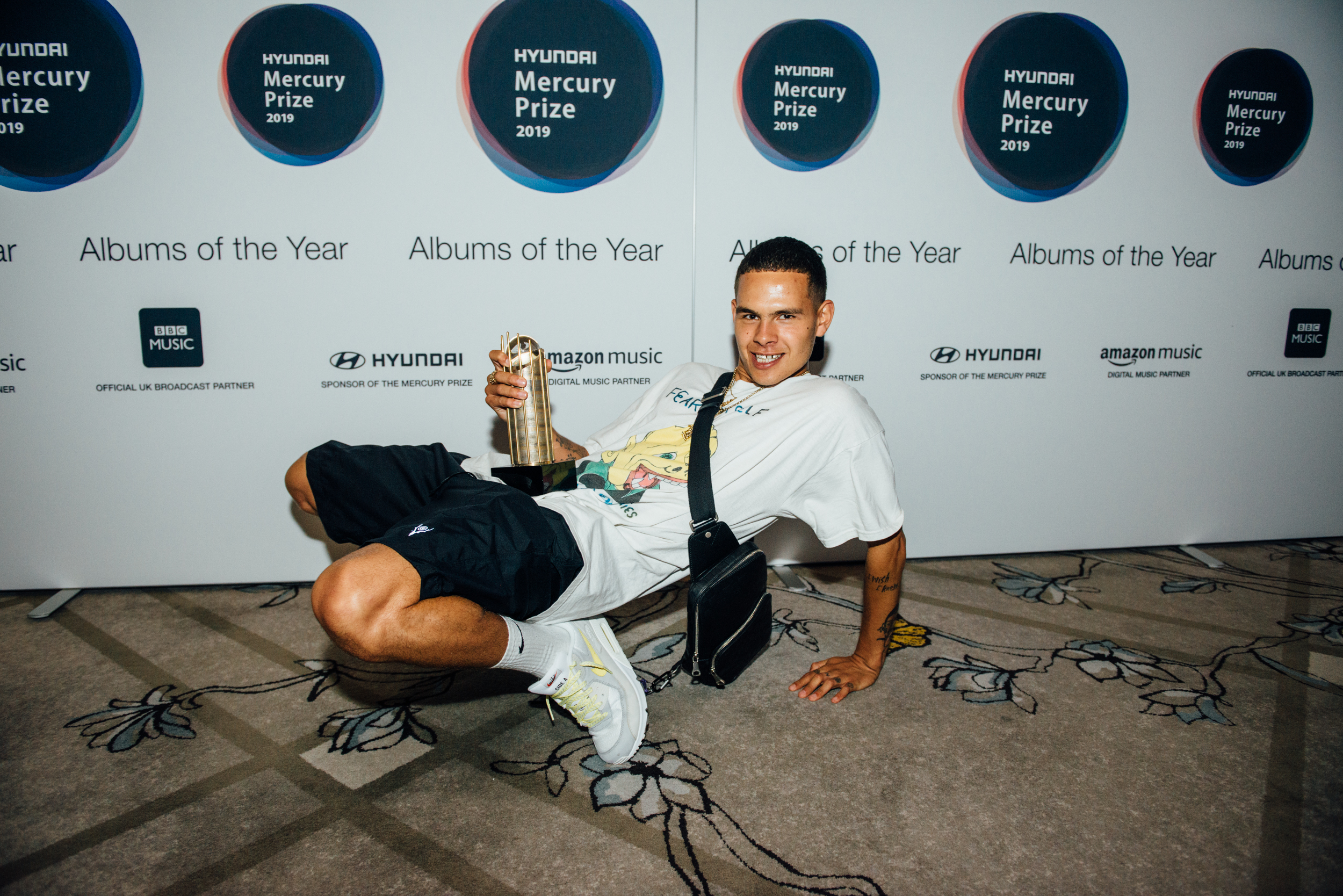 """It's a really versatile list"": slowthai talks the 2019 Hyundai Mercury Prize"