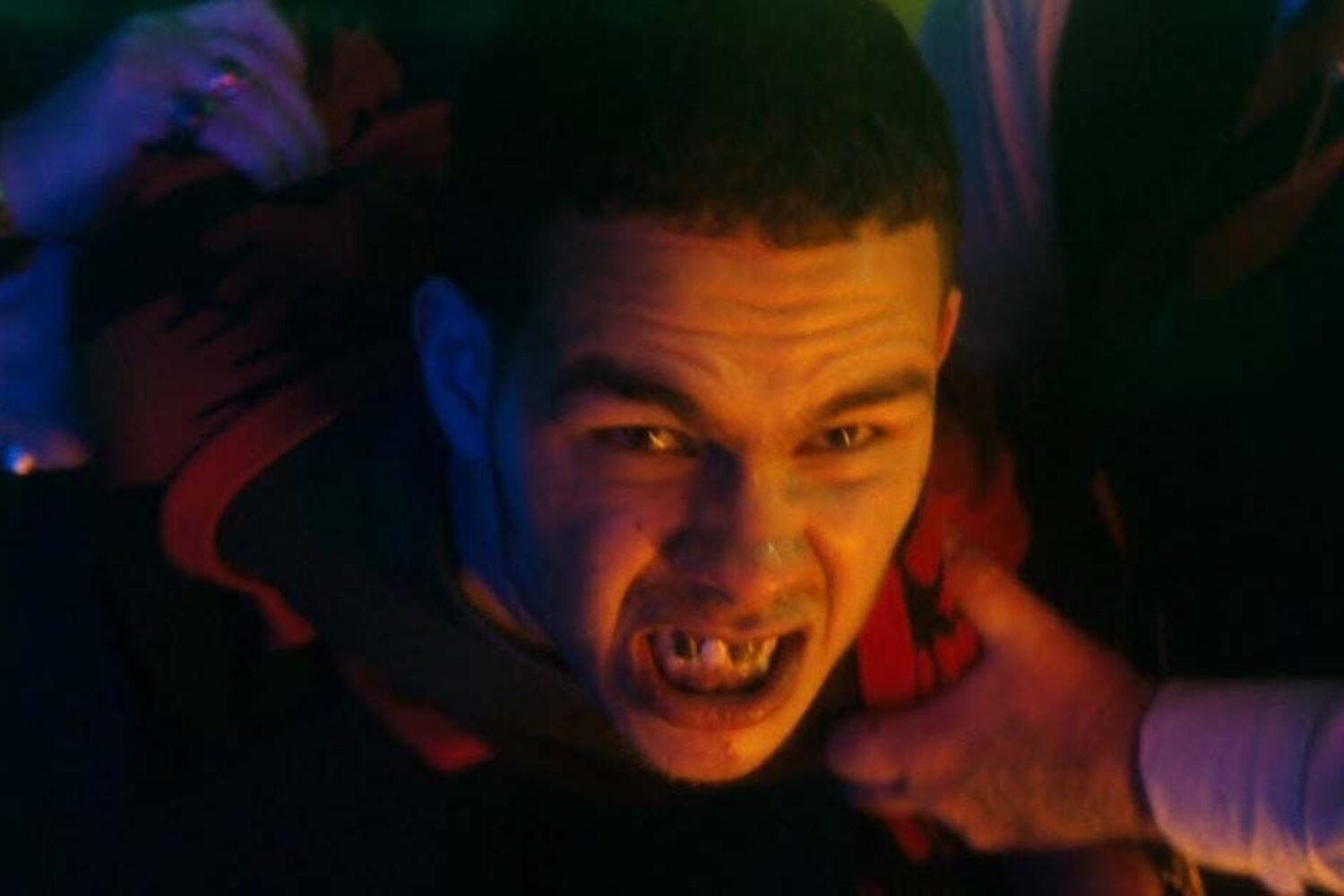 slowthai shares chaotic 'Doorman' video