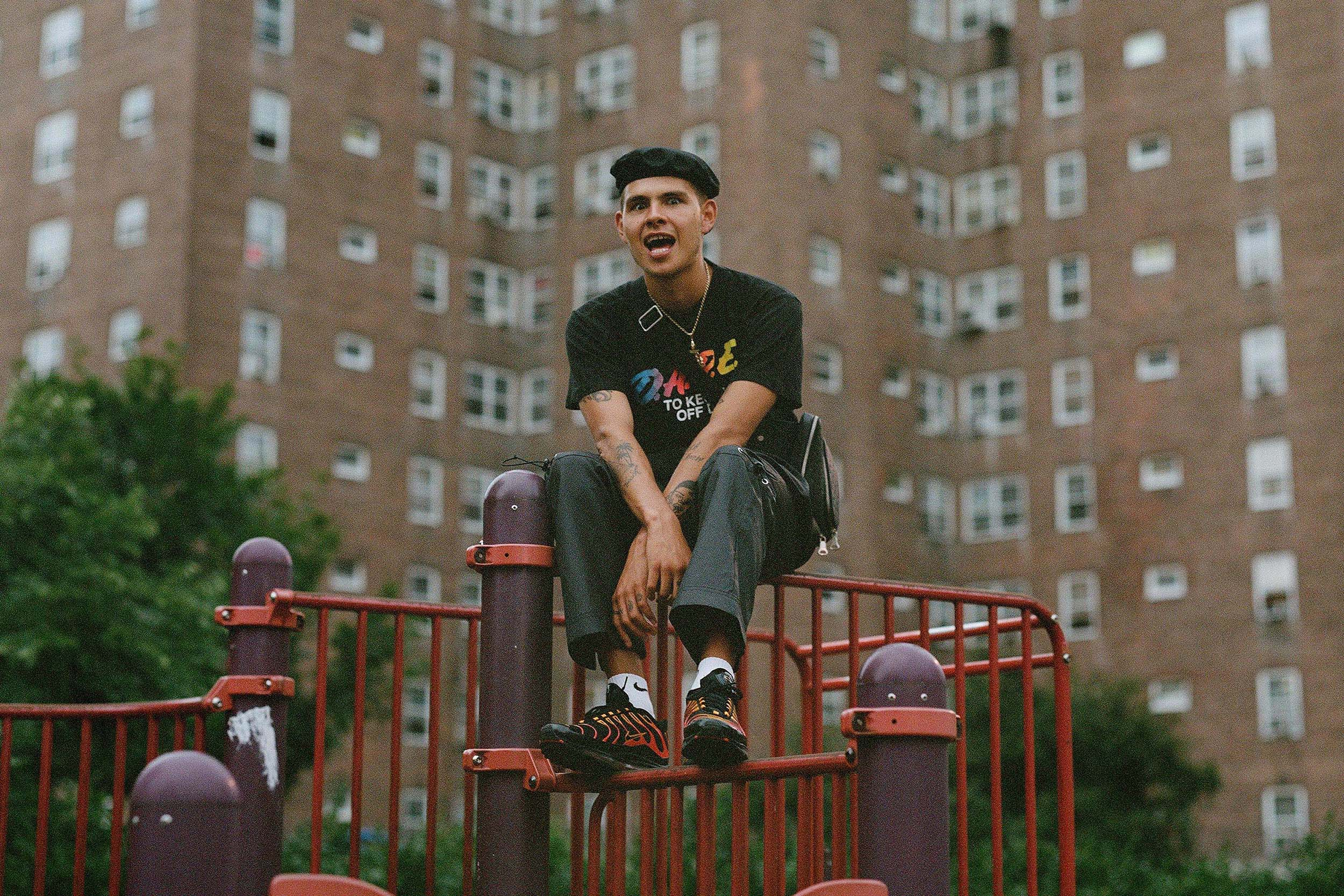 slowthai teams up with Mura Masa for 'Doorman'