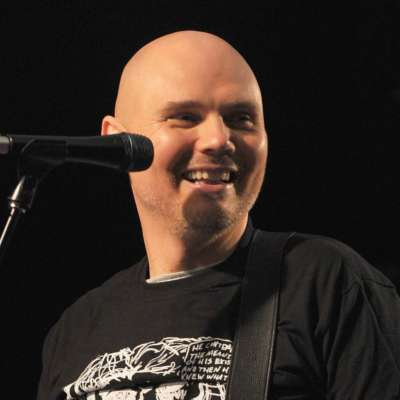 Billy Corgan gives up on wrestling, takes up musicals