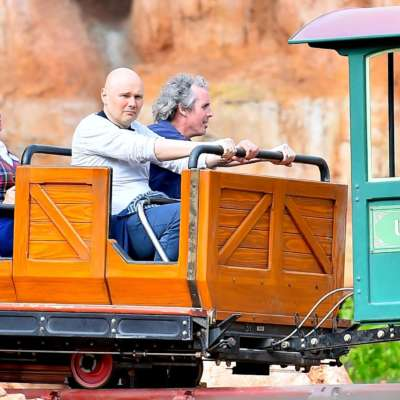 """Billy Corgan recounts Disneyland trip: """"I'm like, what the fuck do you want from me?"""""""