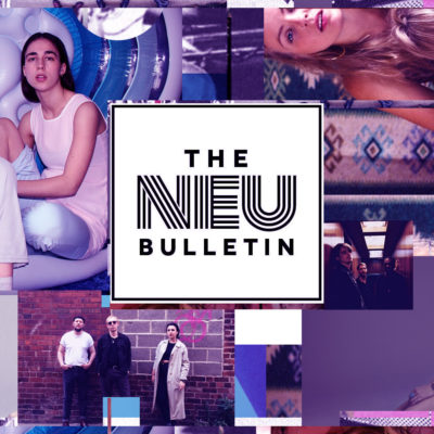 The Neu Bulletin (Smerz, Skott, Bad Sounds & more)