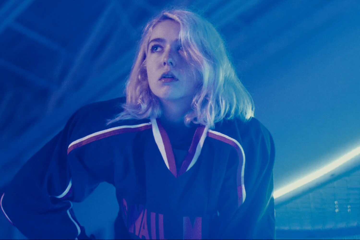 Snail Mail gets her skates on in 'Heat Wave' video