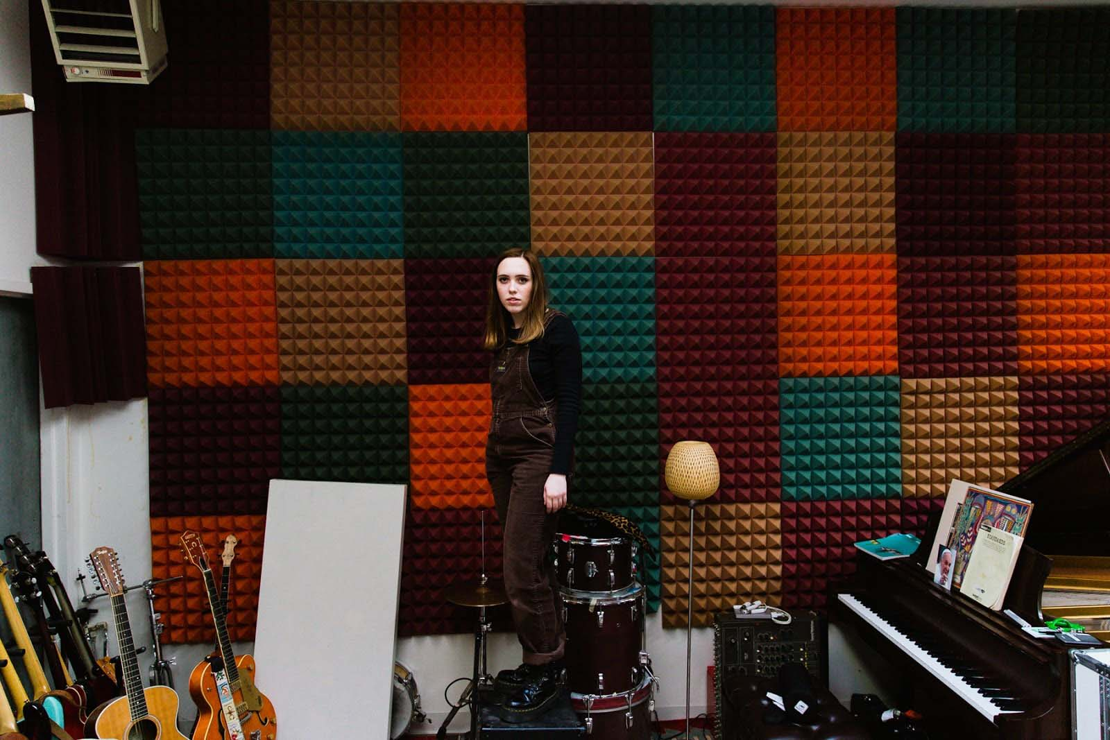 Soccer Mommy shares 'Be Seeing You' and demo of 'Blossom'