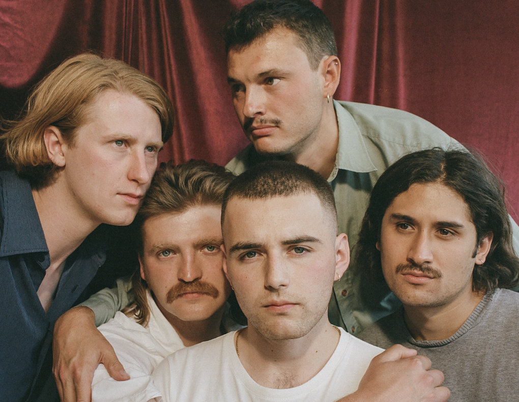 Social Contract release new track 'Buzzards Wake'