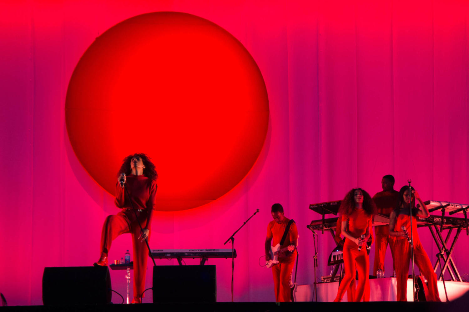 Solange to play Grace Jones' Meltdown Festival