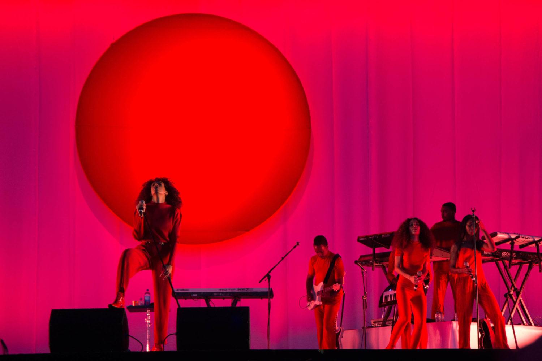 Solange to play Grace Jones' Meltdown Festival