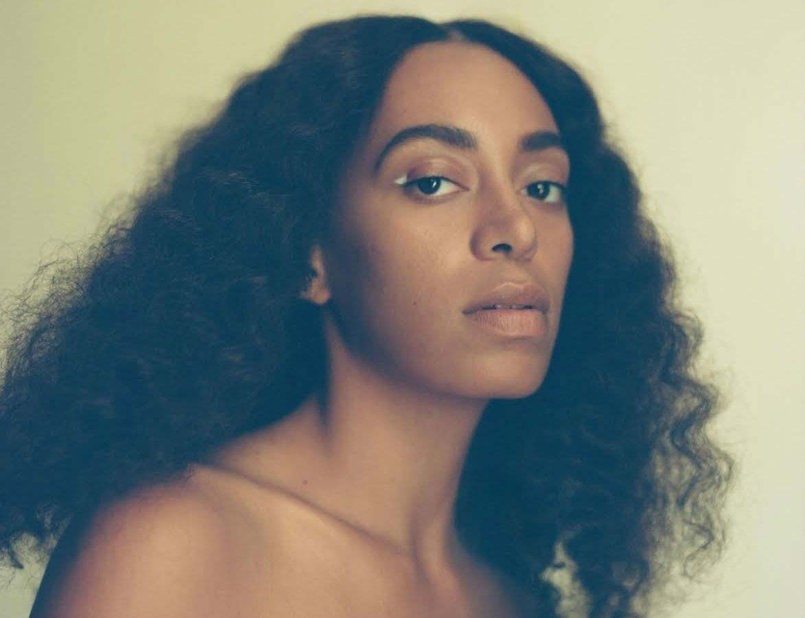 Solange is exhibiting a new digital piece at TATE Modern
