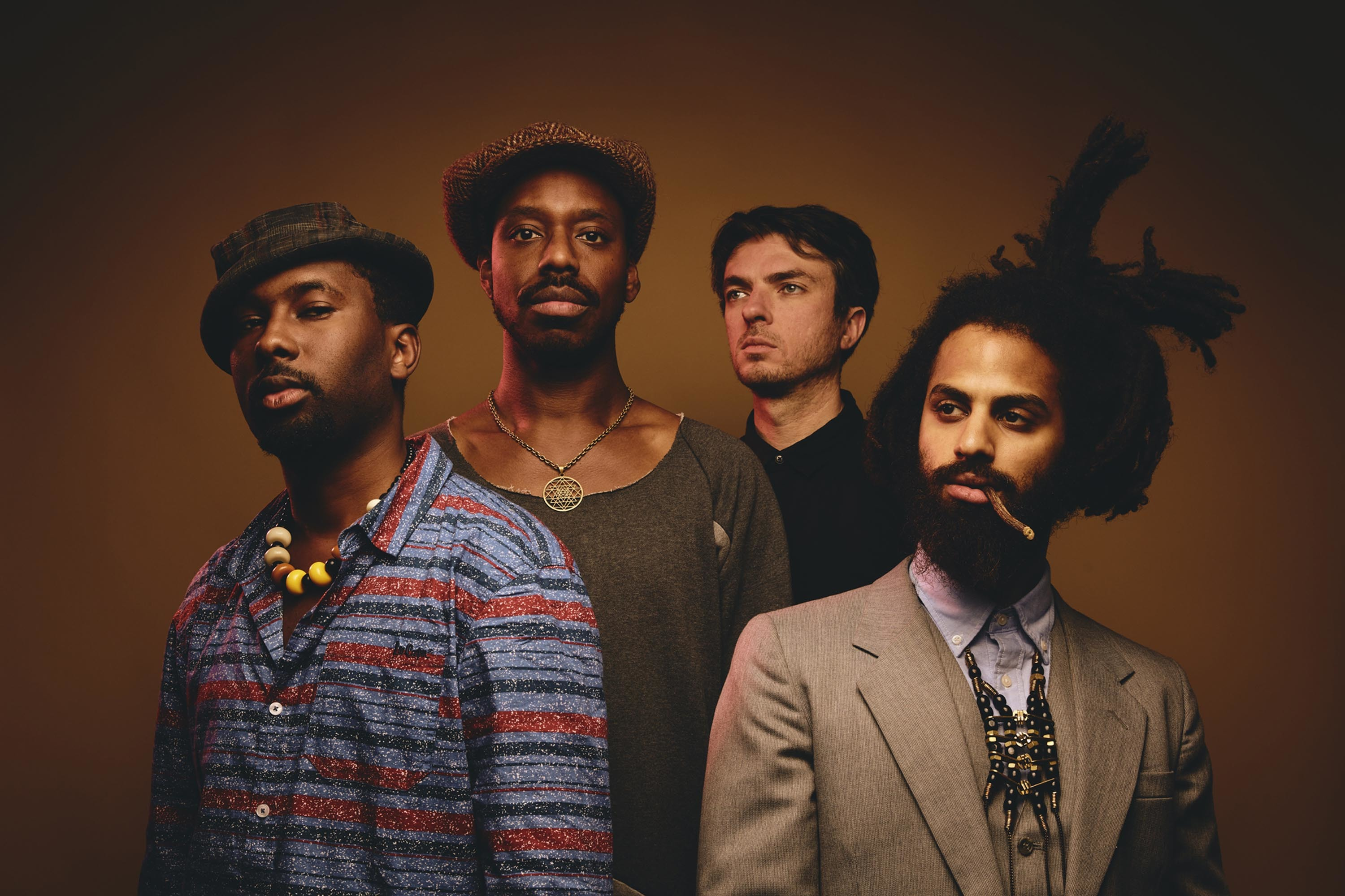 """There was never an intention to make a statement"" - Sons of Kemet talk 'Your Queen Is A Reptile'"